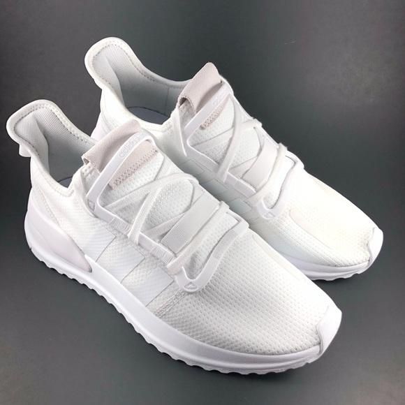 Adidas U Path Run White Running Sneaker